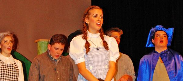 The Wizard of Oz - Spring 2015
